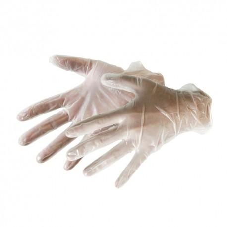 3bb1af01751 Vinylové rukavice - 100 kusů